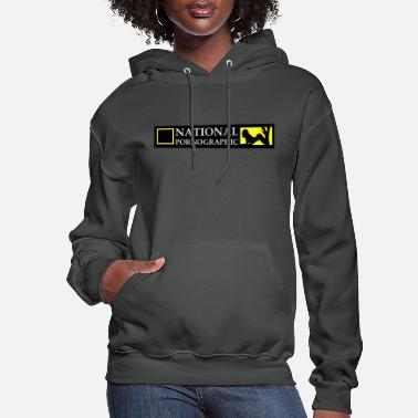Geographic National Pornographic - Women's Hoodie