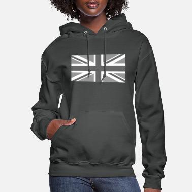 Uk England Flag UK Union Jack - Women's Hoodie