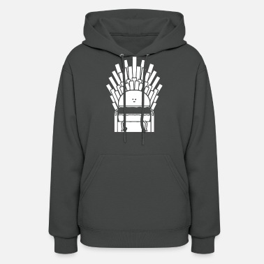 Funny Game Funny Game Of Fries - Women's Hoodie