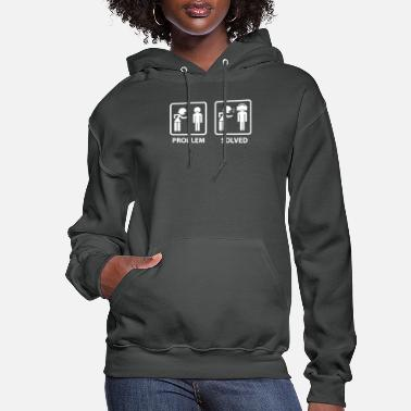 Problem Problem Solved T Shirt - Women's Hoodie