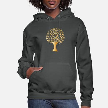 Luxury Luxury Tree - Women's Hoodie