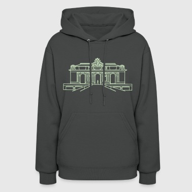 Grand Central Terminal New York - Women's Hoodie