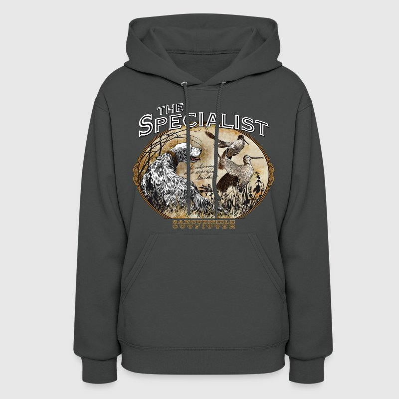 english setter specialist - Women's Hoodie