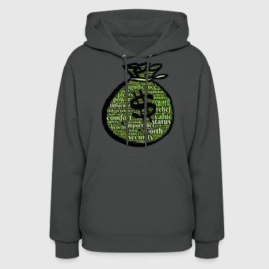 Money Bag - Women's Hoodie