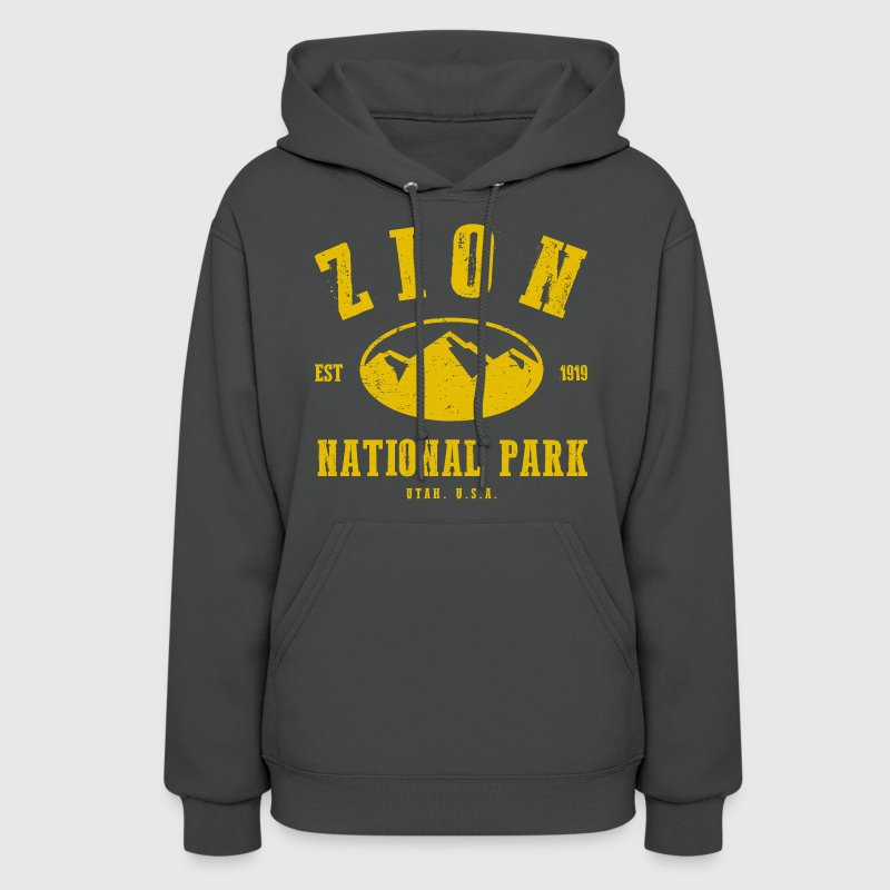 Zion National Park - Women's Hoodie