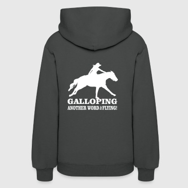 Gallop Galloping - Horse - Women's Hoodie