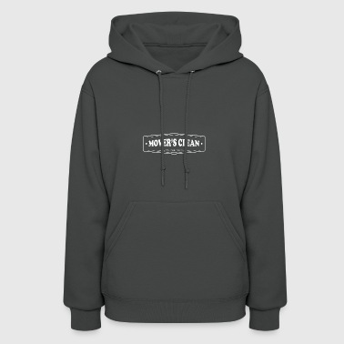 Movers Clean White Collection - Women's Hoodie