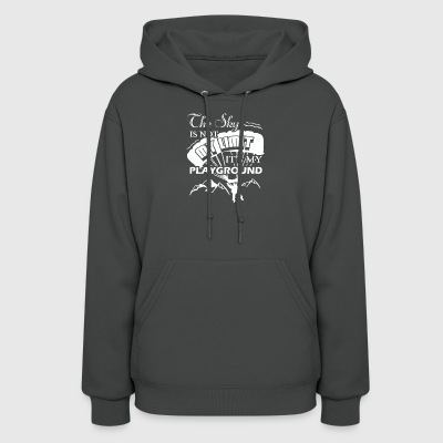Paragliding Playground Shirts - Women's Hoodie