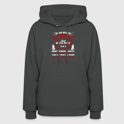 Christian Prayer Shirt - Women's Hoodie