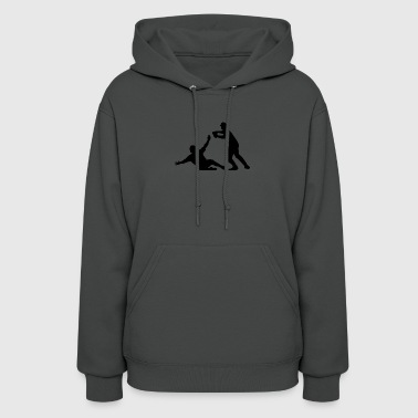 Baseball Players - Women's Hoodie