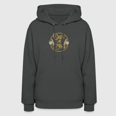 1 Snatch and 2 Jerks - Women's Hoodie