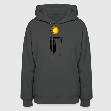 Shadow of Don - Women's Hoodie