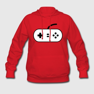 Video Game Control Pad - Women's Hoodie