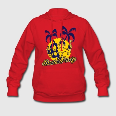 Beach Party - Women's Hoodie