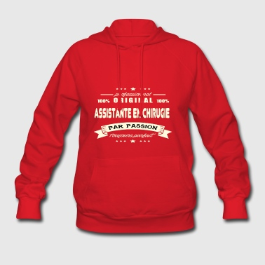 Assistant in Original Surgery - Women's Hoodie