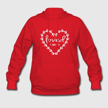 Loved Religious - Women's Hoodie