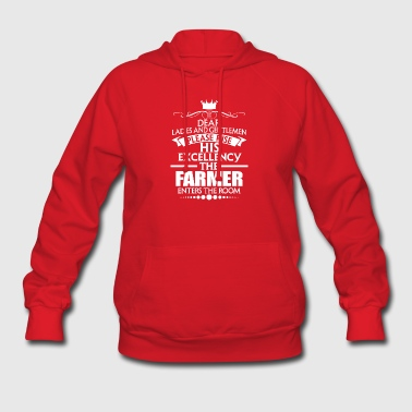 FARMER - EXCELLENCY - Women's Hoodie