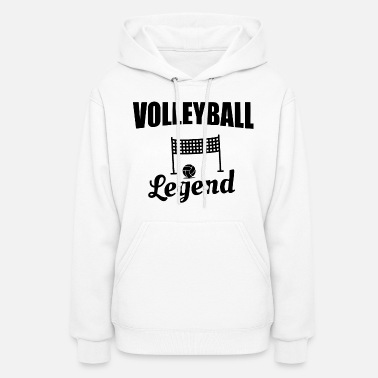 Volleyball Setter Volleyball Legend w - Women's Hoodie