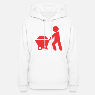 Sand carrying sand - Women's Hoodie