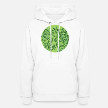 Rick And Morty Weed WEED QUEEN - Women's Hoodie