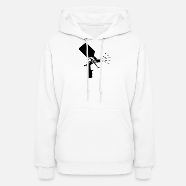 Paint quickly - Women's Hoodie