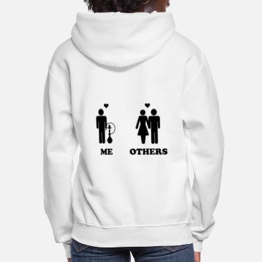 Water Pipe Others have a girlfriend - I have my water pipe - Women's Hoodie
