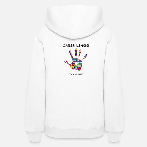 7f13498f6256 Carib Lingo Long Sleeve Shirts Women s Hoodie