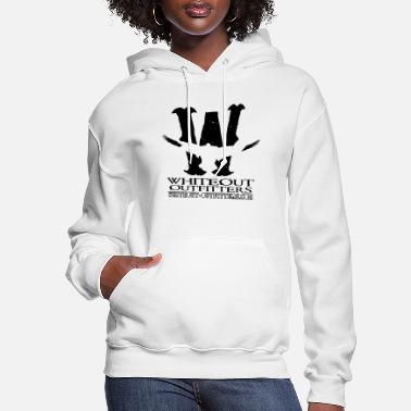 Whiteout Outfitters Whiteout Hoodie w / deadhead - Women's Hoodie