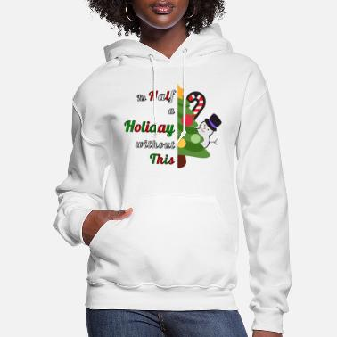 Half a holiday - Women's Hoodie