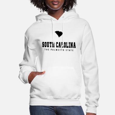 South Carolina Youth Hoodie State Design Unisex South Carolina Kid/'s Hoodie  Hooded Sweatshirt