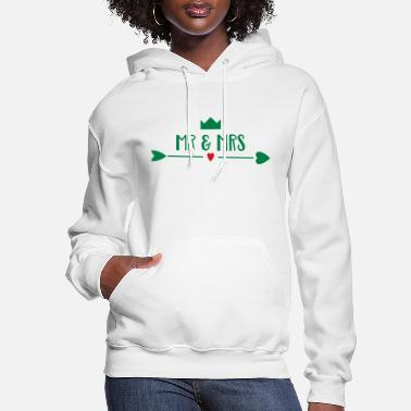 Bride bride and groom - Women's Hoodie