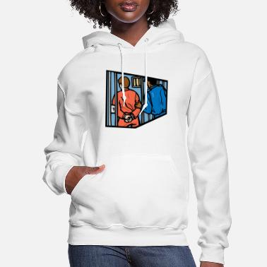 Arrested Arrest - Women's Hoodie