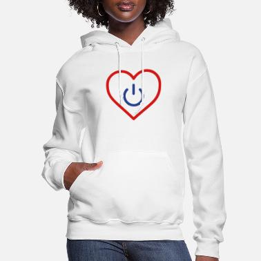 Marry power of love v3 - Women's Hoodie