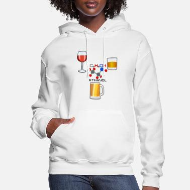 Solution Alcohol is a solution - Women's Hoodie