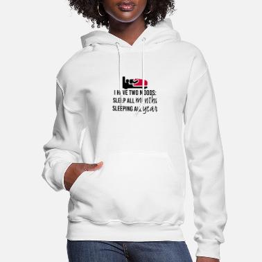 Mood Two moods - Women's Hoodie