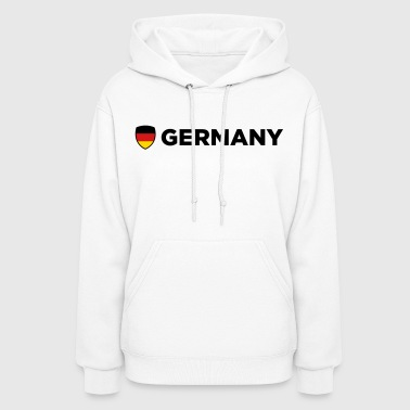 National Flag of Germany - Women's Hoodie
