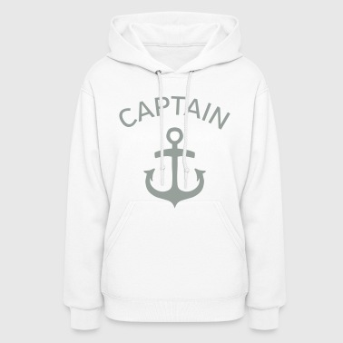 Captain (Anchor) - Women's Hoodie