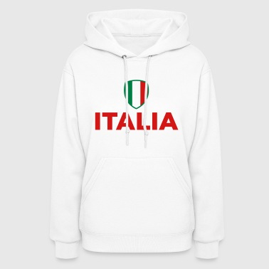 National Flag of Italy - Women's Hoodie