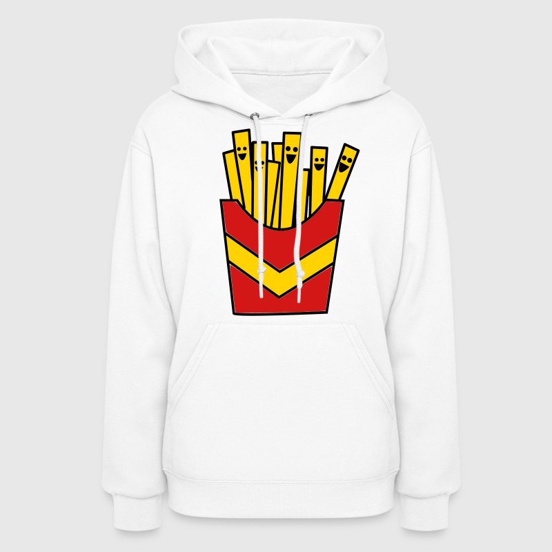 French Fries / Chips - Women's Hoodie