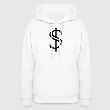 Dollar Sign Money Cash - Women's Hoodie