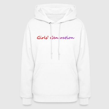 Girls Generation - Women's Hoodie
