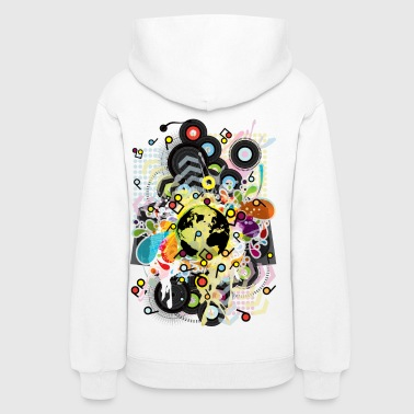 Earth_Music - Women's Hoodie