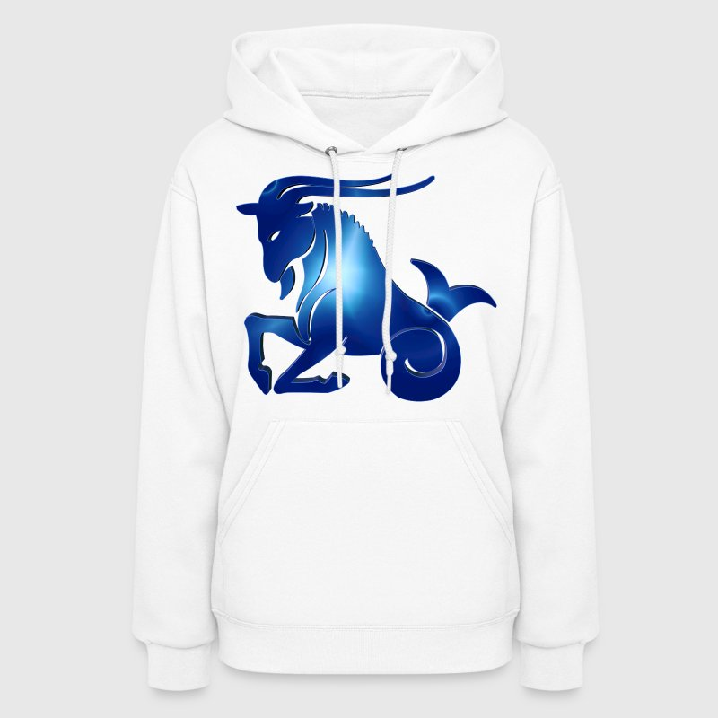 Zodiac Capricorn The Sea Goat - Women's Hoodie
