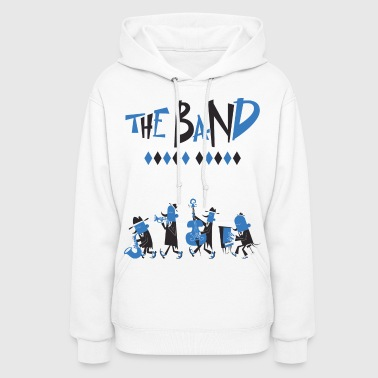 The Band - Women's Hoodie