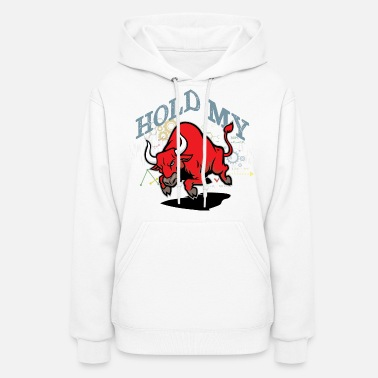Hold My Red Bull - Women's Hoodie