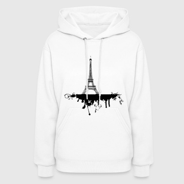 Eiffel Tower Eiffel Tower - Women's Hoodie