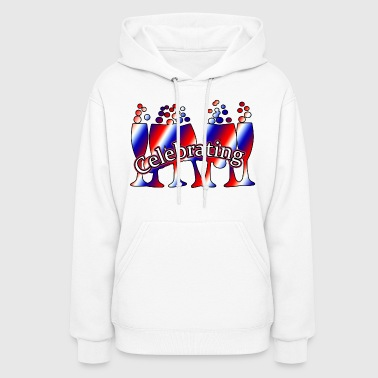 Celebrating - Women's Hoodie