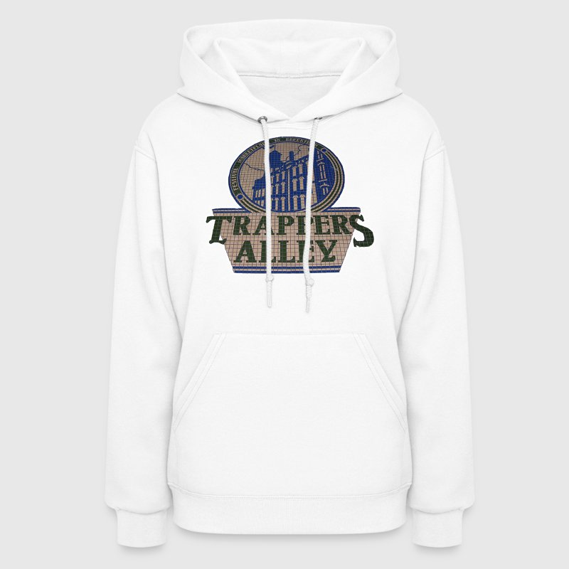 Trappers Alley Detroit Vintage - Women's Hoodie