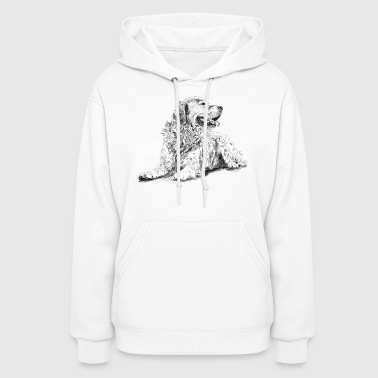 Golden Retriever - Women's Hoodie