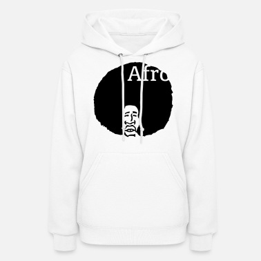 Afro Afro, nothing else! - Women's Hoodie